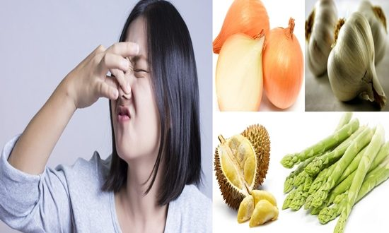Food That Can Give You Unpleasant Smell
