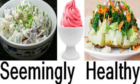 Foods That Are Only Seemingly Healthy