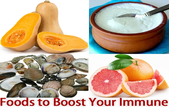 Foods That Enhance Your Immune System