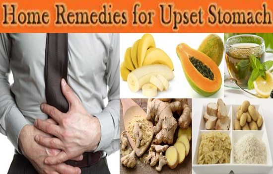 Foods That Help in Relieving the Pain of Your Upset Stomach