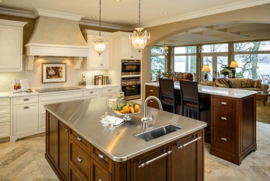 Get a unique and elegance kitchen look with latest 2016 faucet trends