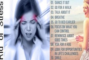 6 Great Methods for Getting Rid of Stress