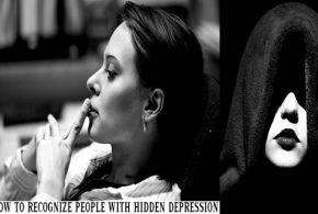 HOW TO RECOGNIZE PEOPLE WITH HIDDEN DEPRESSION