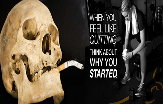 HOW TO STAY MOTIVATED AND KEEP FROM QUITTING