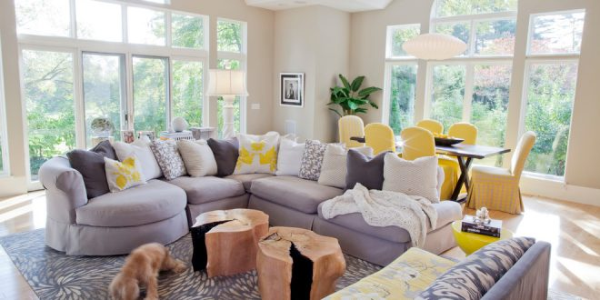 Have a good knowledge about the trendiest interior design for Design your living room