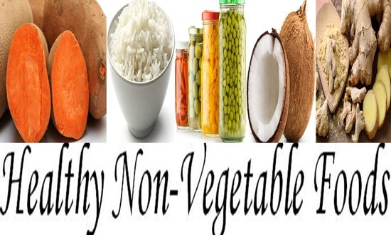 Healthy Non-Vegetable Foods