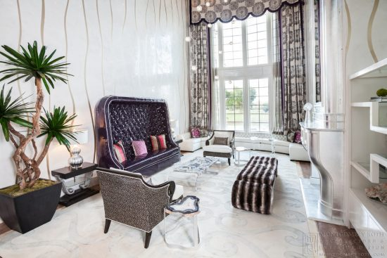 How to decorate a luxurious living room with 2016 interior design ideas