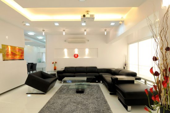 Charming How To Enhance Your Home With 2016 Ultra Modern Living Room Design Part 22