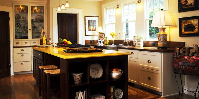how to organize your kitchen cabinet in a perfect and