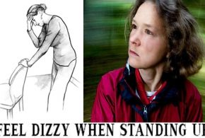 IS IT WORRISOME TO FEEL DIZZY WHEN STANDING UP?