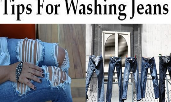 Important Tips For Washing Jeans.