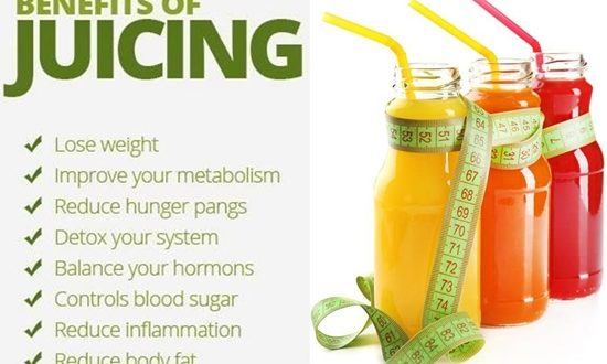 JUICING MAKE YOU LOSE WEIGHT