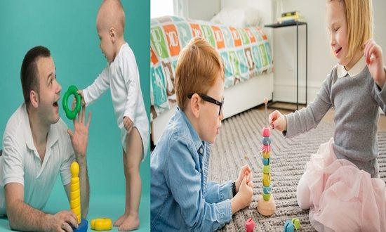 KIDS' BRAINS GROW BIGGER