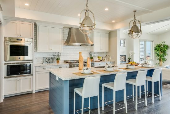 Keep your kitchen organized, neat and free of clutter to enhance your home value