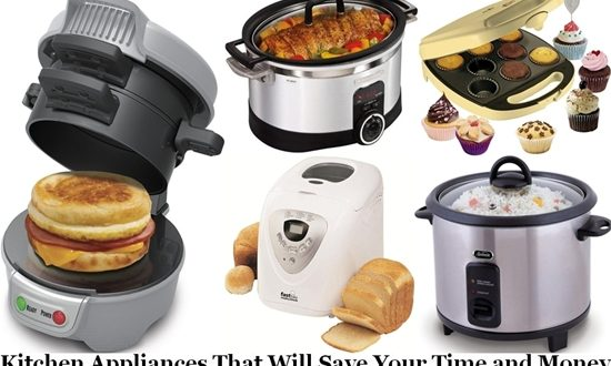 Kitchen Appliances That Will Save Your Time and Money