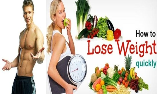 LOSE WEIGHT FAST & SAFELY