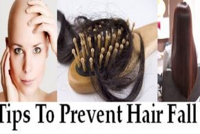 Life And Dietary Tips To Prevent Hair Fall