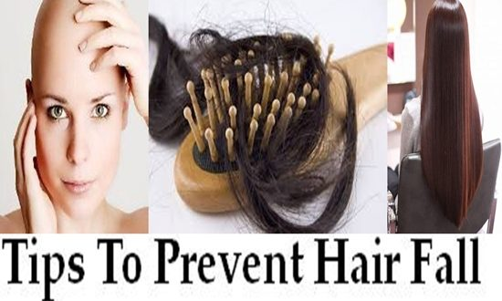 Life And Dietary Tips To Prevent Hair Fall.