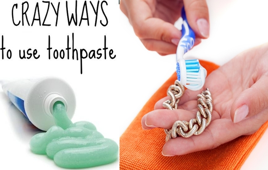 Life Hacks You Can Do with Your Toothpaste