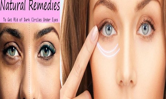 Lighten Dark Eye Circles