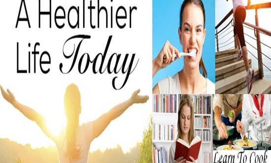 Live A Healthier Life