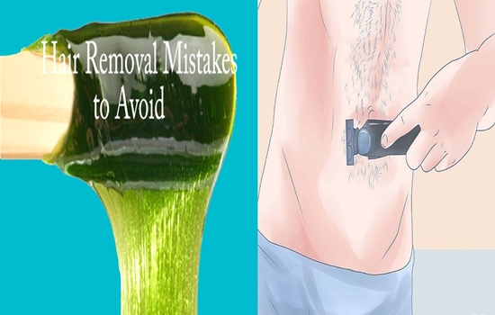 Mistakes Associated With Hair Removal To Avoid
