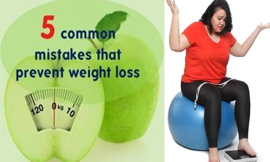 Mistakes That Hinder Weight Loss and Lead You Slowly to Obesity