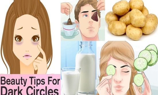 Natural and Effective Treatments for Dark Circles