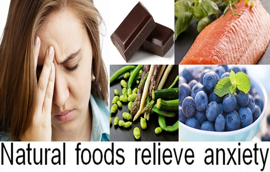 3 Natural foods that can relieve anxiety