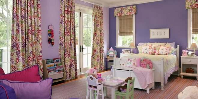 New and creative ideas for charming and cheerful kid rooms with 2016 designs