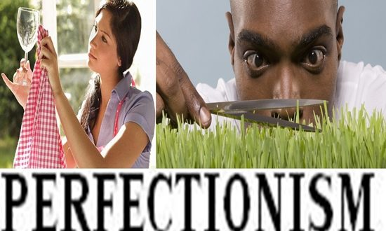 PERFECTIONISM & HOW TO CURE IT