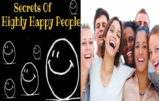 SECRETS OF GENUINELY HAPPY PEOPLE