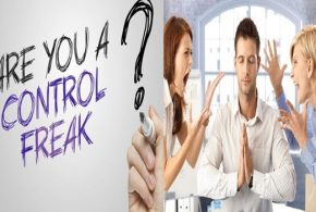 SIGNS OF A CONTROL FREAK & HOW TO COPE, PART II