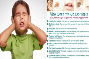 10 Signs That Tell You Your Child Has Sensory Processing Disorder