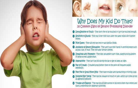 Signs That Tell You Your Child Has Sensory Processing Disorder