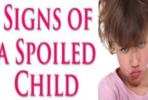 5 Worrisome Signs That Will Tell You Your Child is Spoiled