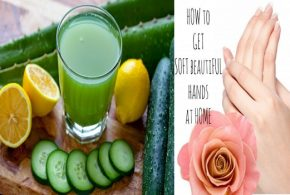 Simple Home Remedies To Whiten The Hands