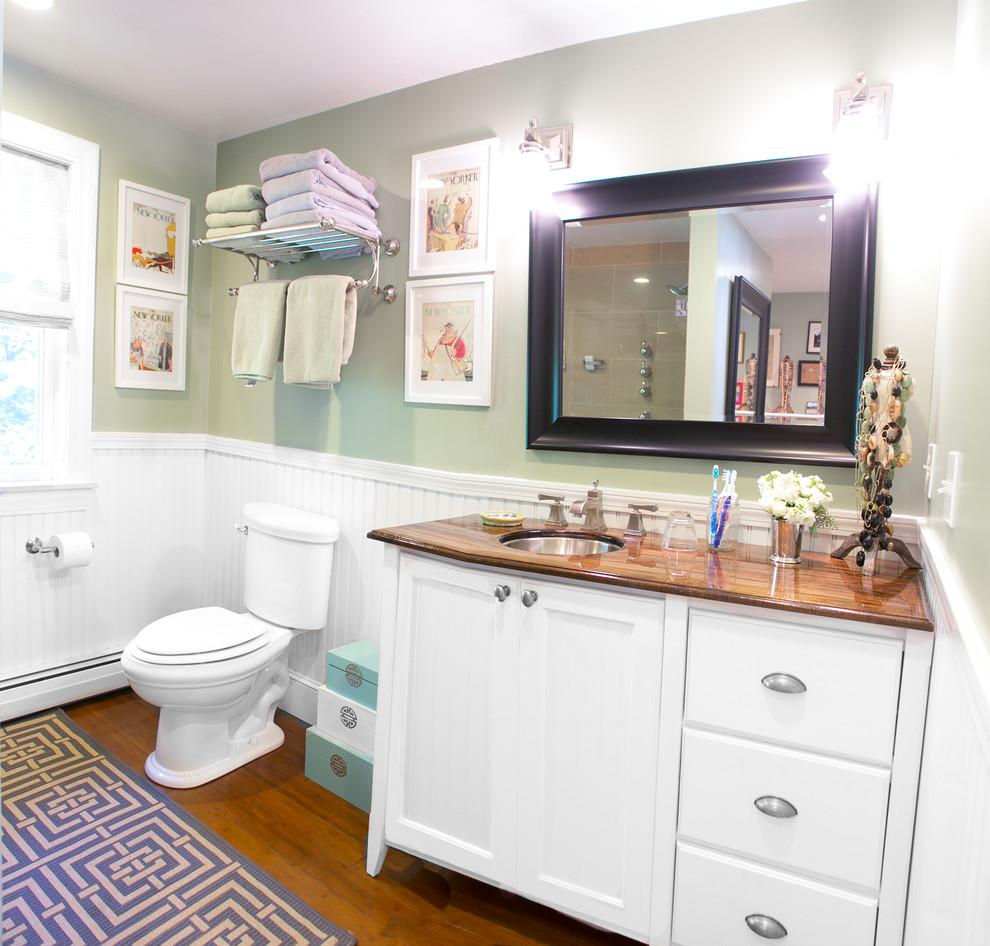 Smart interior ideas for a prettier small bathroom design for Small bathroom interior