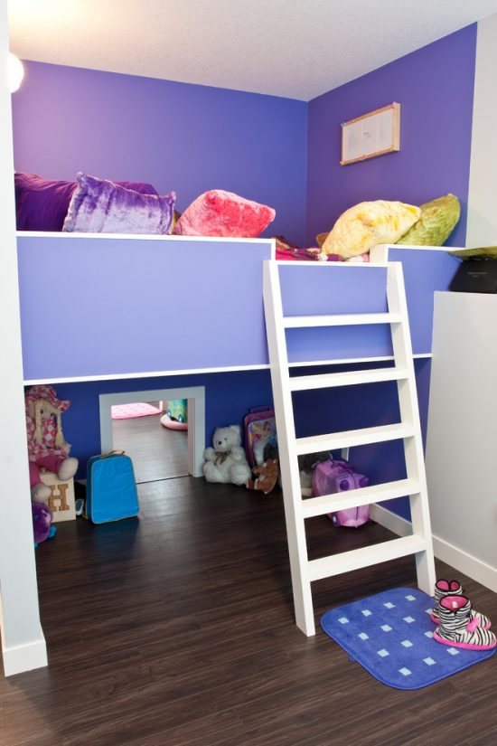 Smart Space Saving Ideas For Creating A Functional And Cheerful 2016 Small Kid Bedroom