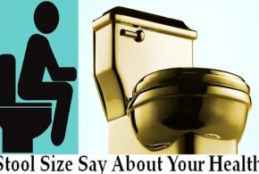 What Does Your Stool Size Say About Your Health