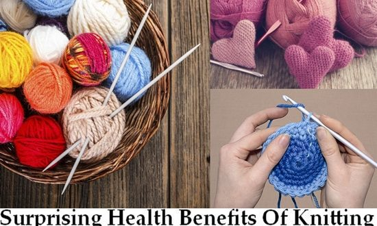 Health Benefits Of Knitting