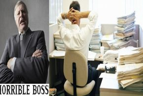 HOW TERRIBLE BOSSES CAUSE THEIR TALENTED EMPLOYEES TO QUIT