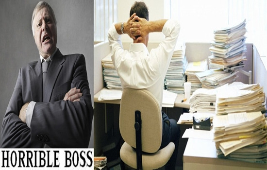 TERRIBLE BOSSES CAUSE THEIR TALENTED EMPLOYEES TO QUIT
