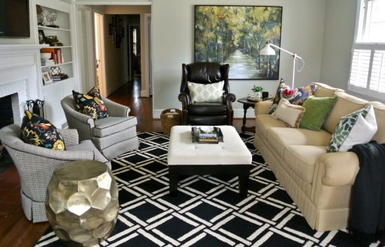 The Best Ideas of Living Room Interior Design for 2016