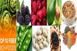 The Top 10 Rich in Fiber Foods