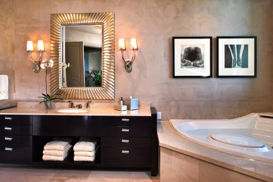 The latest trends of 2016 modern bathroom colors and tiles