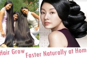 Simple Tips To Make Your Hair Grow Long Fast