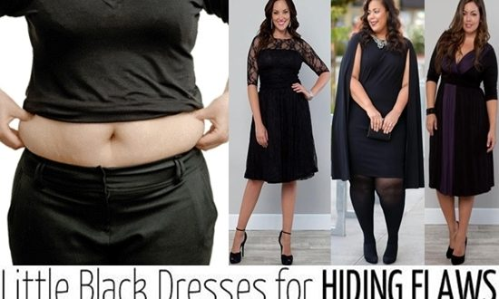 Tips for Using Fashion Sense to Hide Your Body Flaws