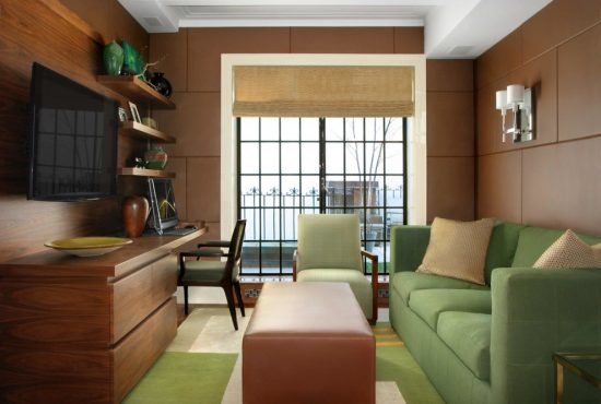 Use your creativity to design your small space apartment with latest 2016 designs