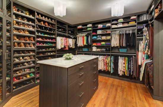 Useful great ideas to arrange your wardrobe wisely and elegantly